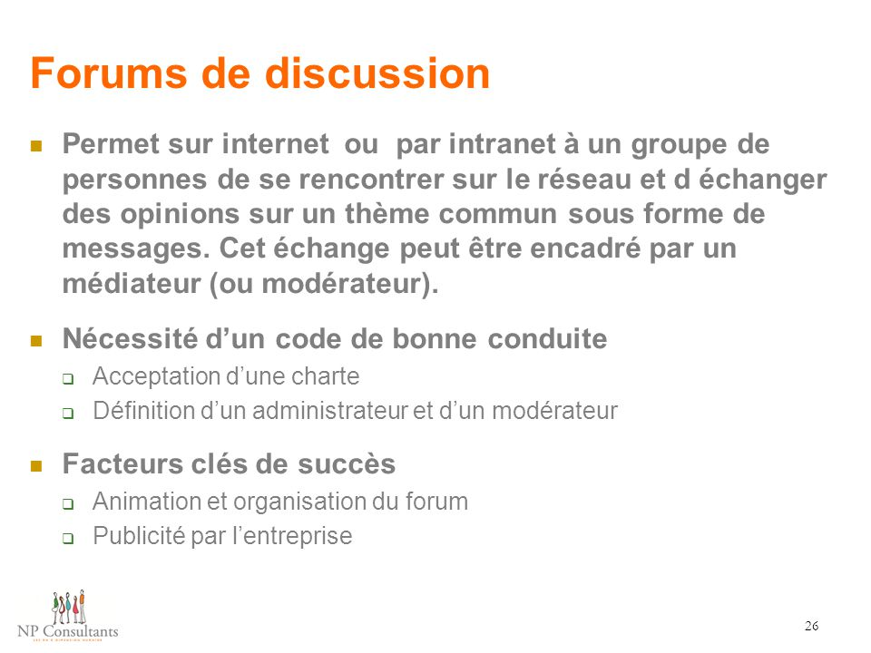 rencontre forum discussion
