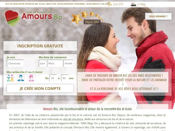 Top des sites de rencontre insolites