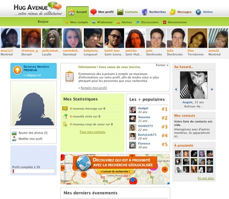 site de rencontre top face