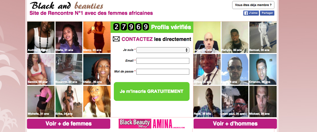 sites de rencontres africains)