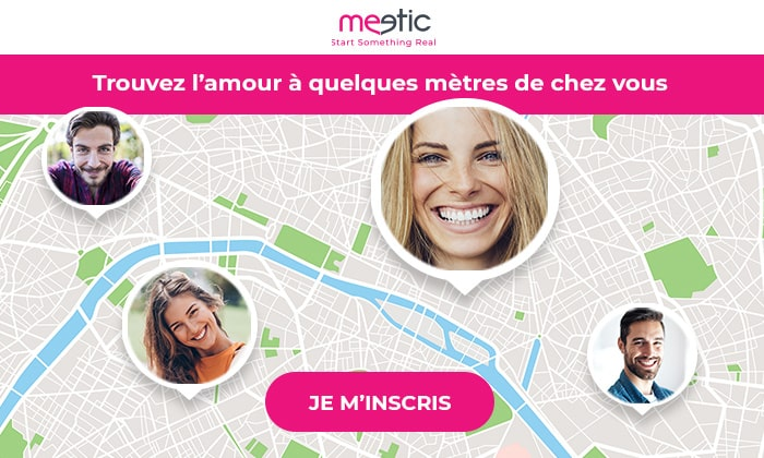 Rencontre Célibataires - Meetic France
