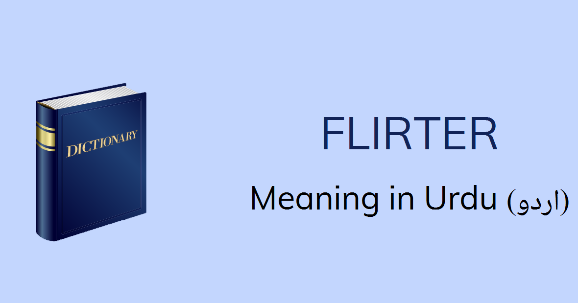 flirter other words