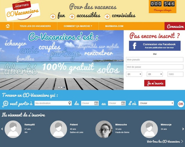Drague en vacances : 3 sites de rencontre pour