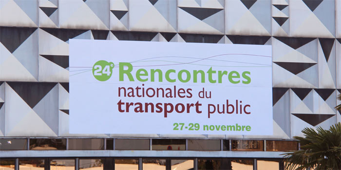 24e rencontres nationales du transport public)