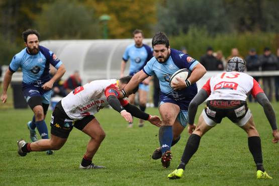 rencontre rugby federale 2
