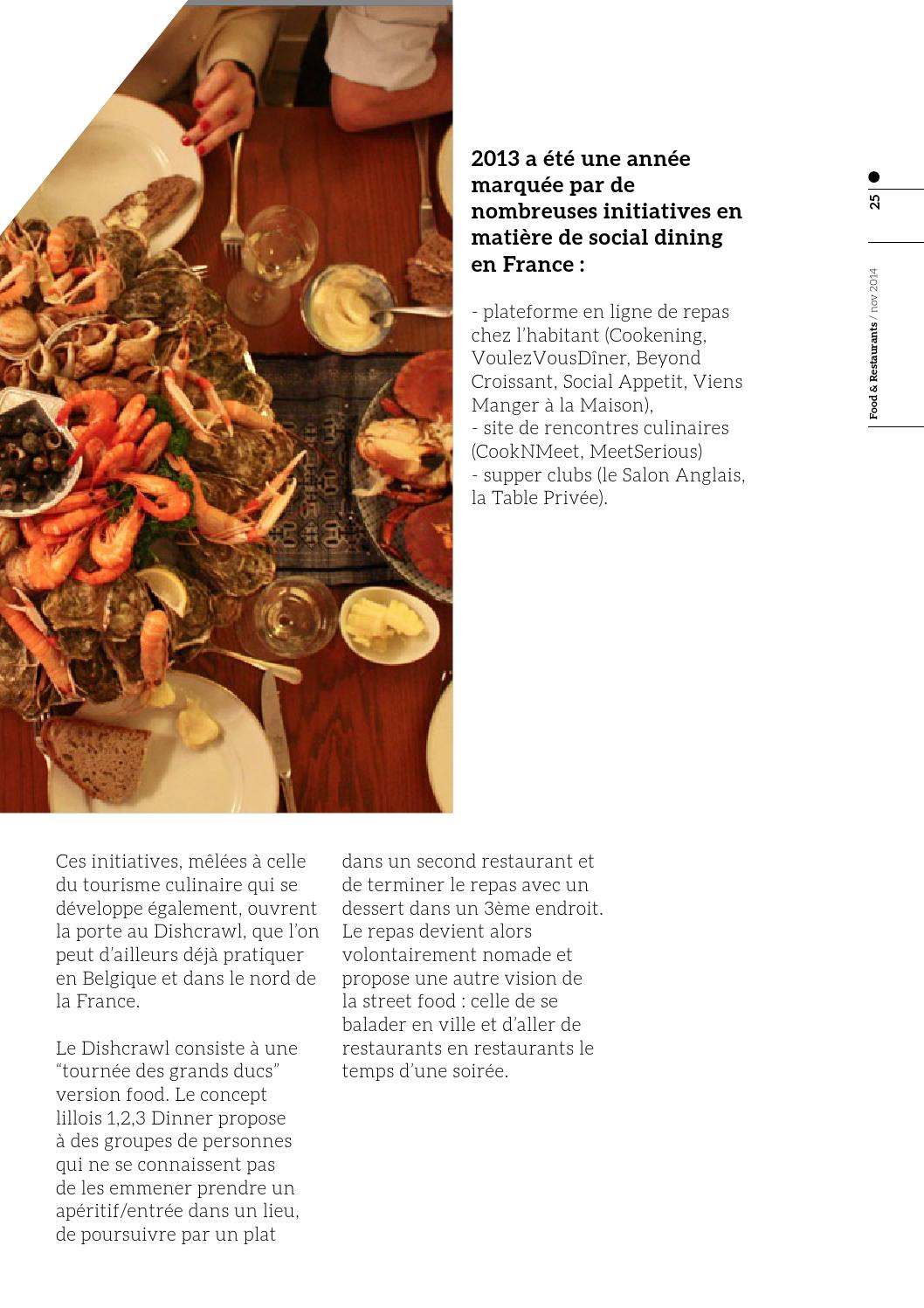 site rencontres culinaires)
