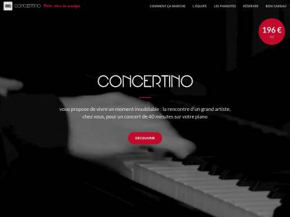 site rencontre pianiste