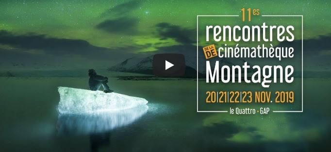 rencontre du cinema de montagne gap 2019