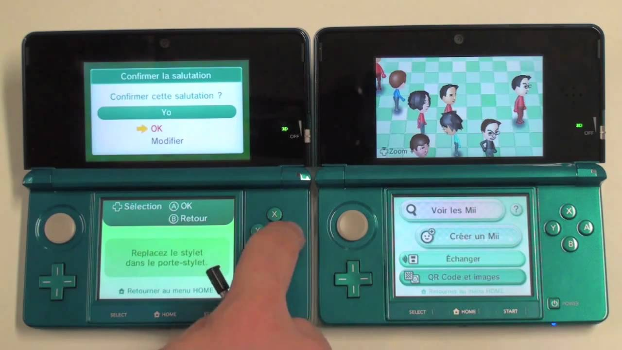 rencontre streetpass nintendo 3ds)