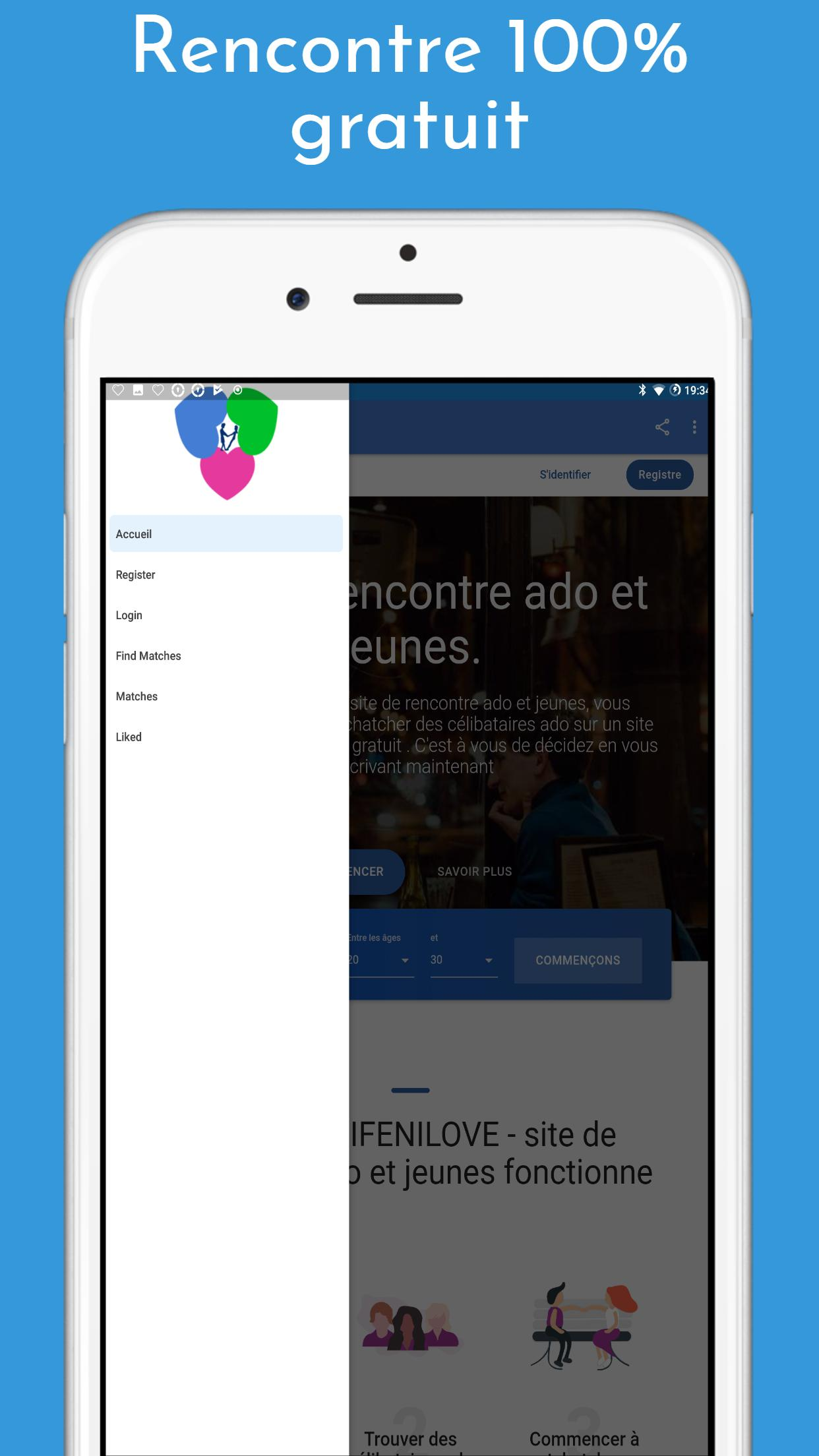 site de rencontre ado mobile