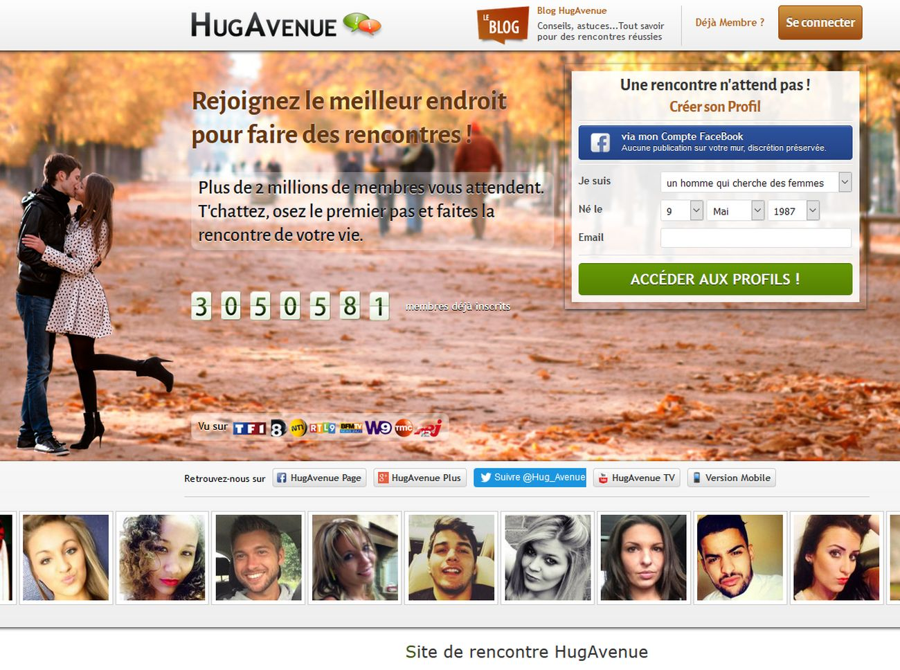site rencontres hugavenue)