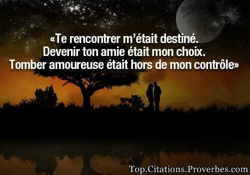 blog citation rencontre amour)