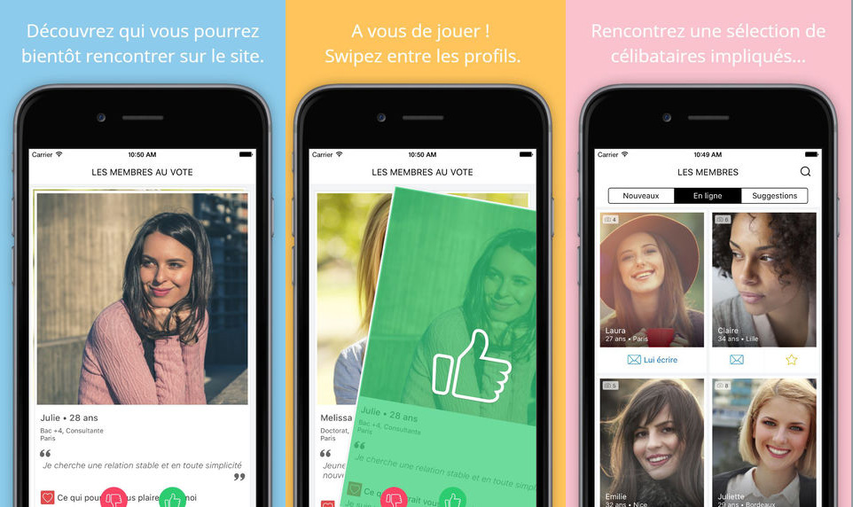 site rencontre gay application