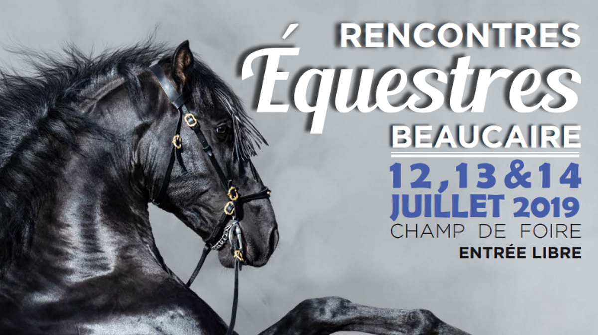 rencontres equestre beaucaire 2019)
