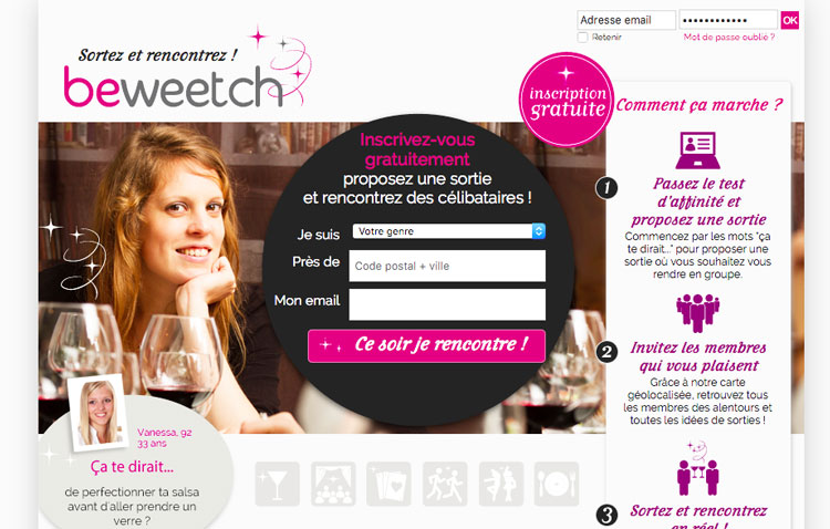 site de rencontre gratuit contact