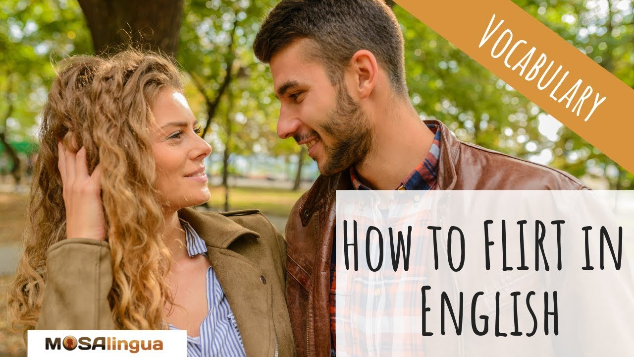 Phrases d'amour en anglais : comment draguer in english ?