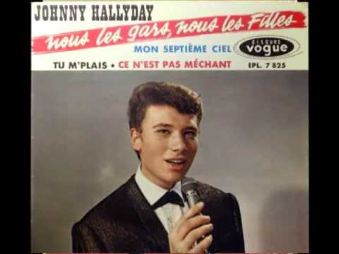 youtube johnny hallyday je cherche une fille)