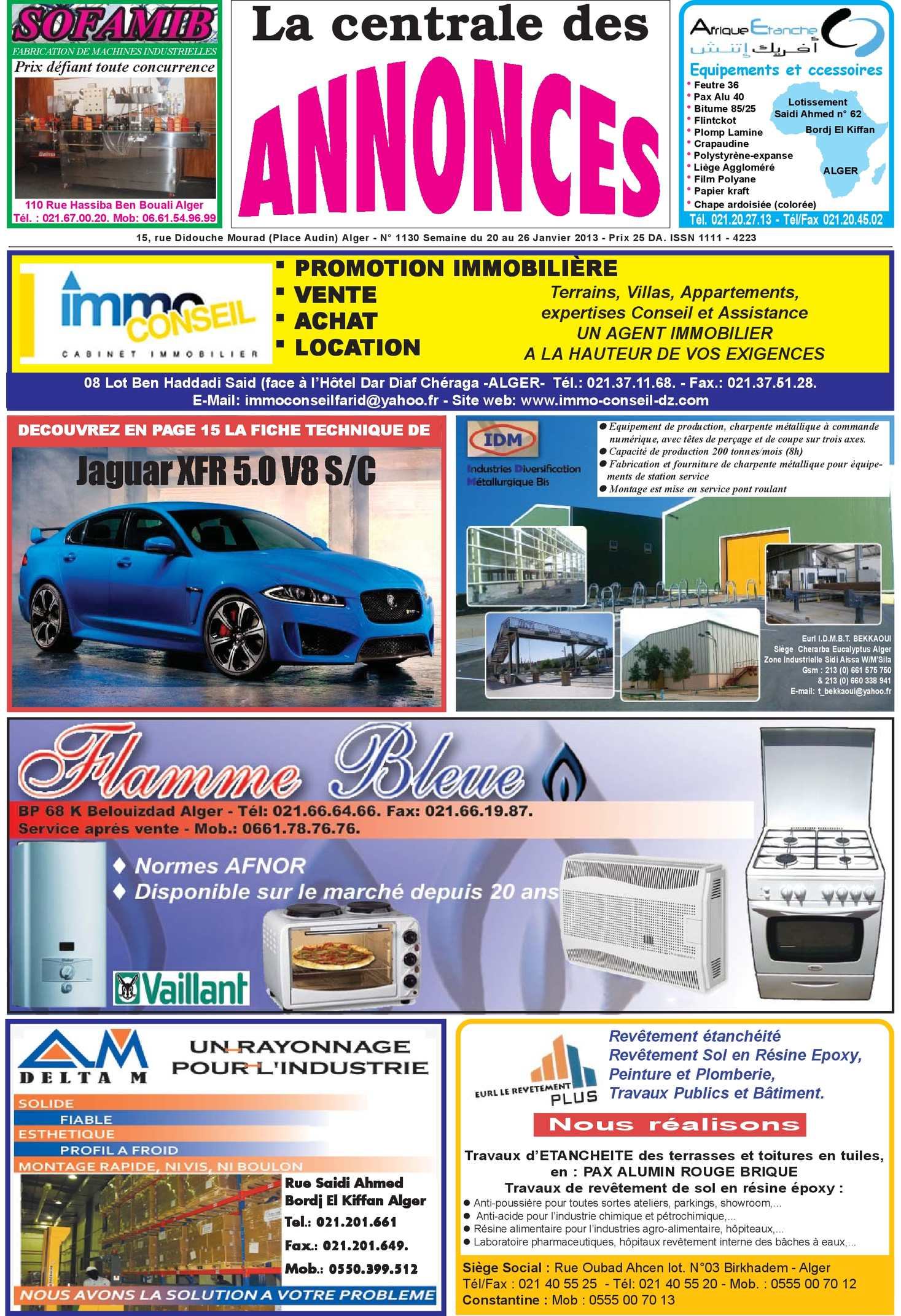 Co femmes location immobilier Algerie