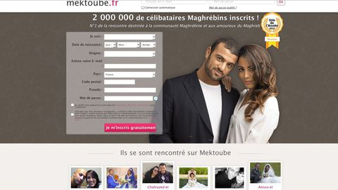 site no 1 de la rencontre maghrebine