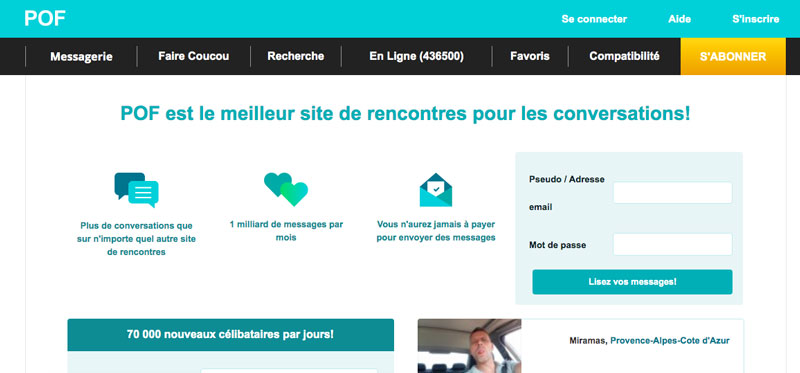 POF Free Online Dating pour Android - Télécharger