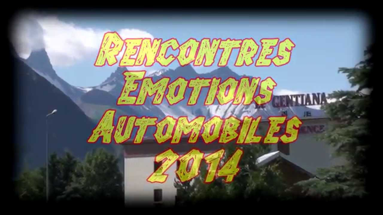 rencontres emotions automobiles