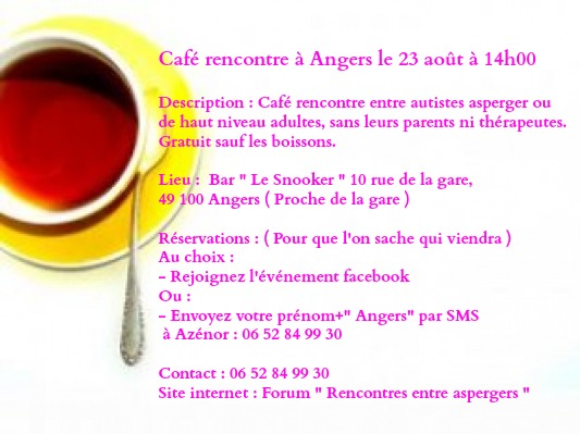 site de rencontre asperger
