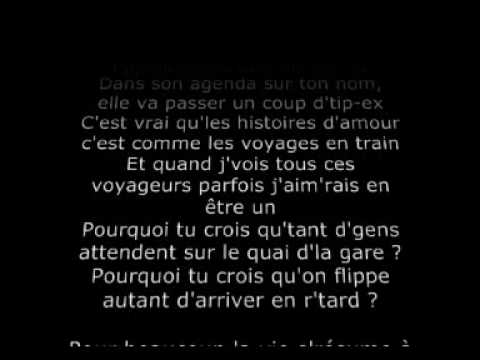 Paroles et traduction Grand Corps Malade : Rencontres - paroles de chanson