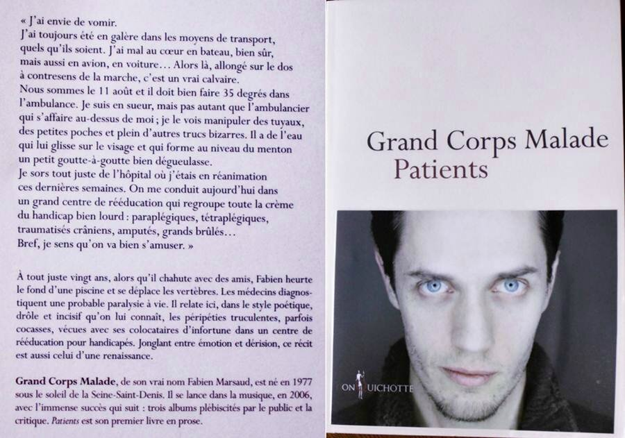 Paroles Rencontres - Grand Corps Malade