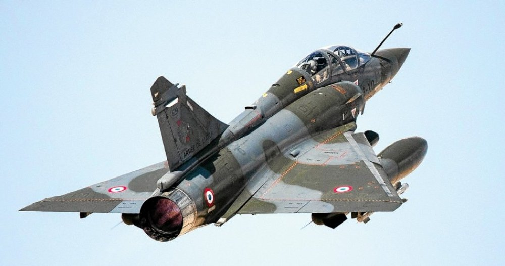 rencontre mirage 2000)