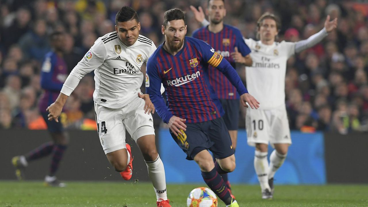 Real Madrid - Barcelone match en direct Live du Dimanche 01 mars