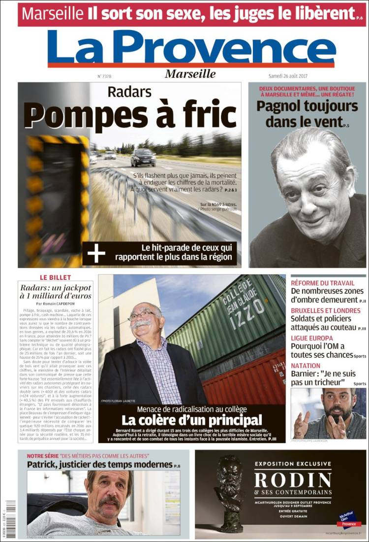 rencontre journal la provence