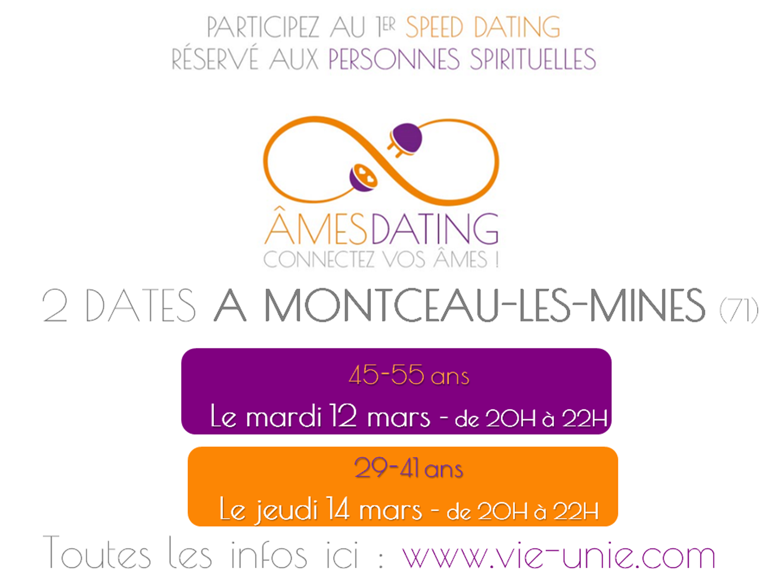 la rencontre speed dating macon)