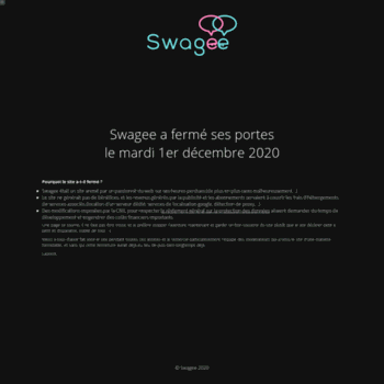 site rencontre swagee