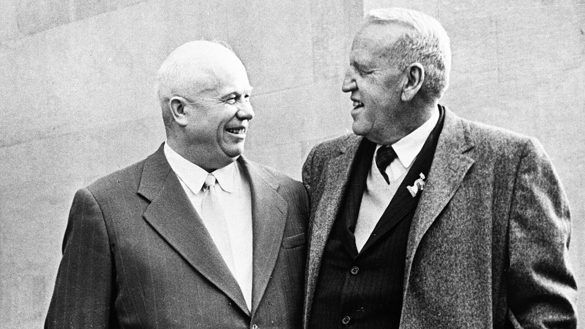 rencontre khrouchtchev eisenhower)