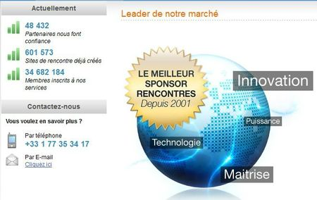 affiliation site de rencontre