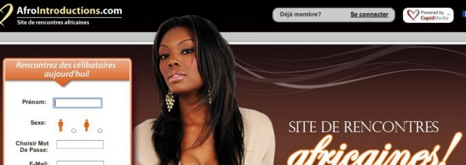 afrointroduction site de rencontre modele texte site de rencontre