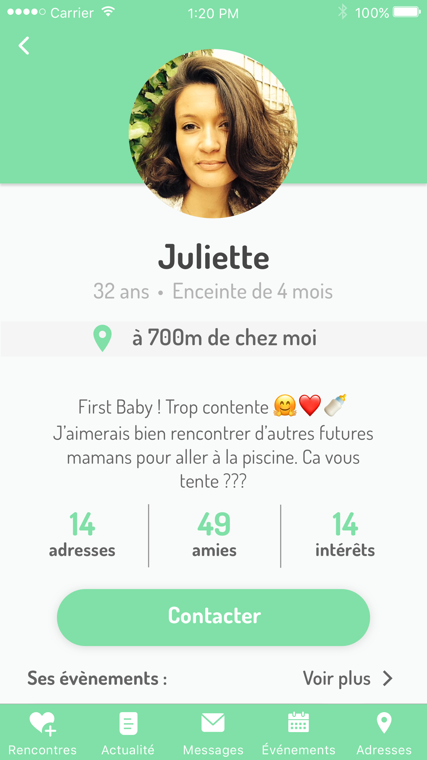 badoo rencontre homme laval