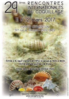 rencontres internationales du coquillage 2019