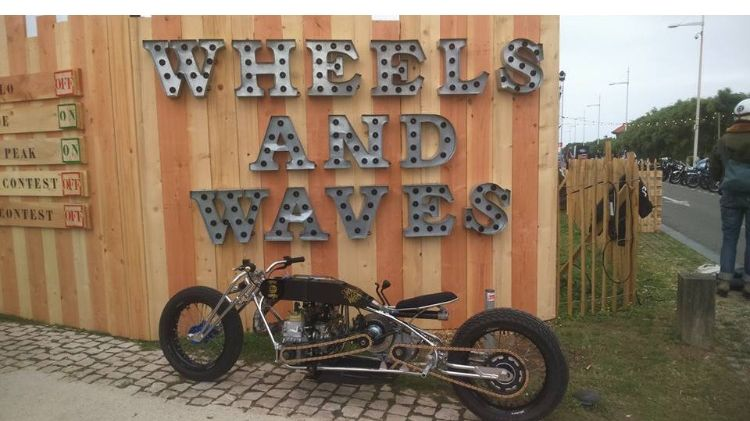 Wheels and Waves Biarritz - Les concentrations - Universal Riders