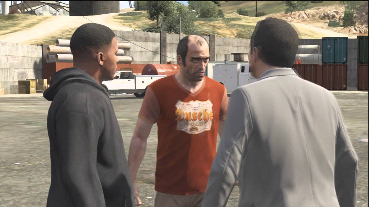Solution complète : Cheminement ! - GTA 5 soluce, astuces, easter-eggs