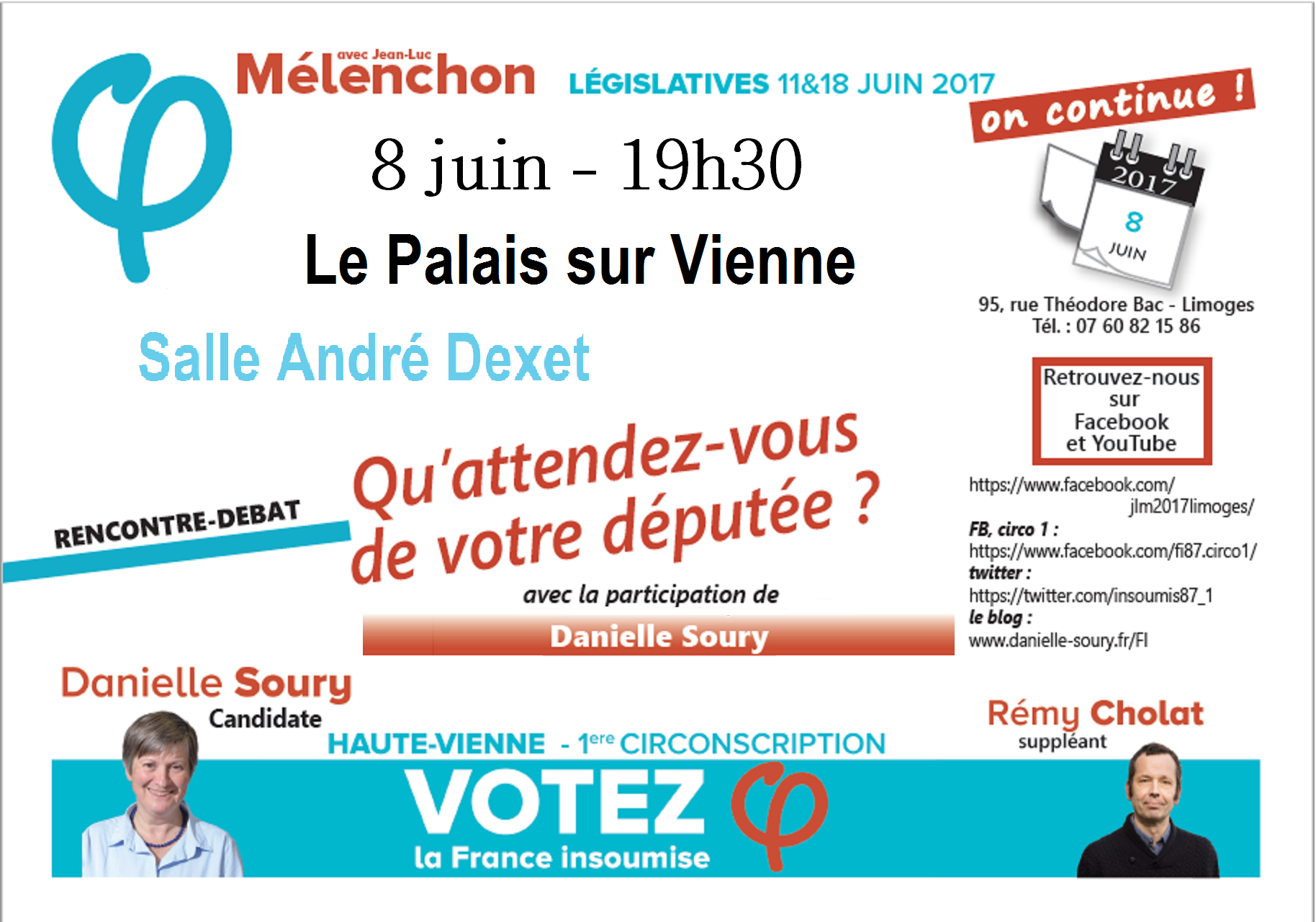 site de rencontre france insoumise