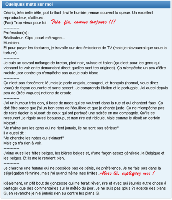 Traduction de