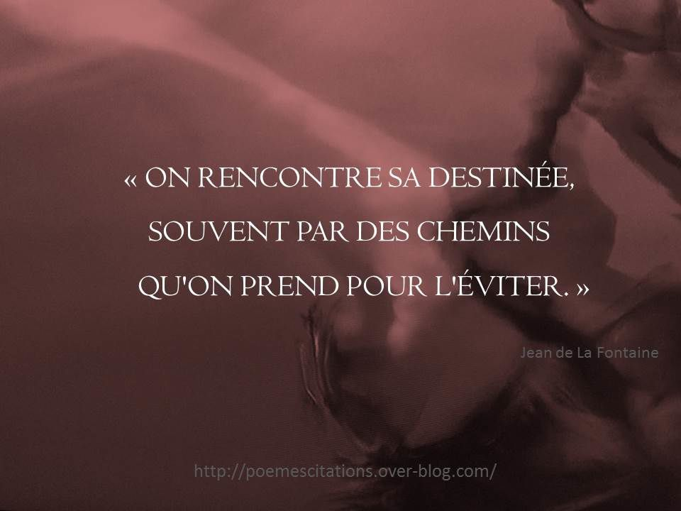 une rencontre citation blog)