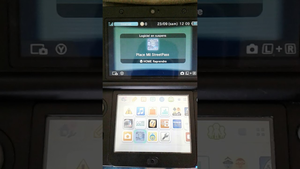 Place Mii StreetPass