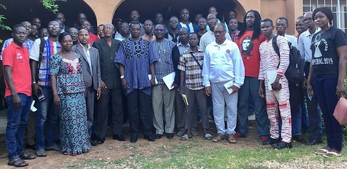 rencontre gouvernement syndicat burkina 2019