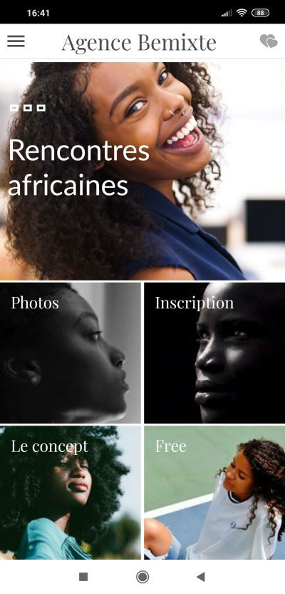 site de rencontre africaine sans inscription