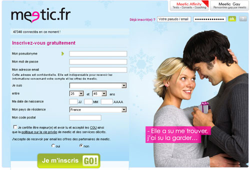 tout les sites de rencontre en france
