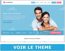 theme wordpress site rencontre)