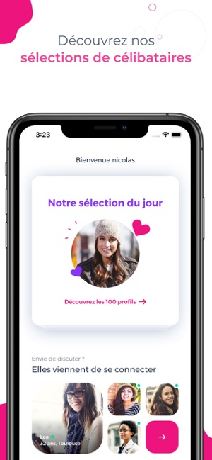 site rencontre ipod touch)