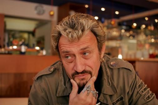 richy rencontre johnny hallyday